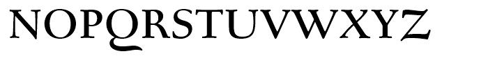 Bertham Bold Font UPPERCASE