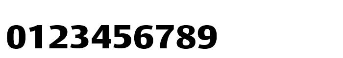 Berytus Black Font OTHER CHARS