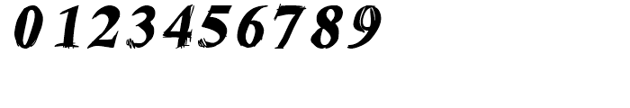 Betabet Black Italic Font OTHER CHARS