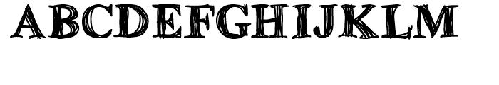 Betabet Bold Font UPPERCASE