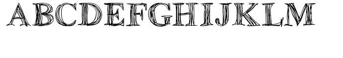 Betabet Regular Font UPPERCASE