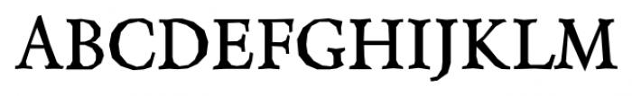Berylium Bold Font UPPERCASE