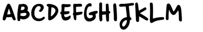 Be Cool Alternate Font UPPERCASE