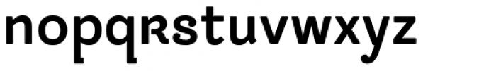 Be Creative Black Font LOWERCASE