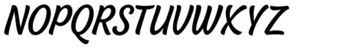 BeachBar Medium Font UPPERCASE