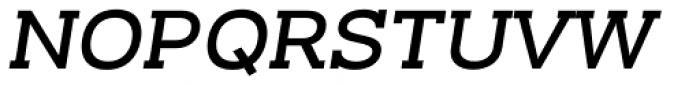 Beaga Bold Oblique Font UPPERCASE