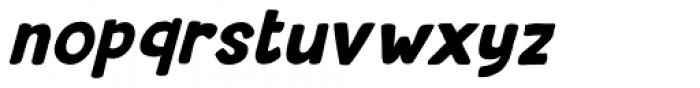 Beanstalker Italic Font LOWERCASE