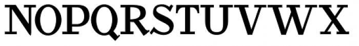 BearButte Bold Font UPPERCASE