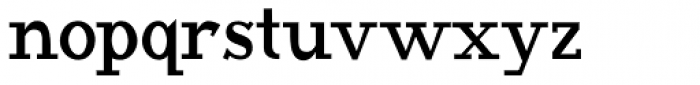 BearButte Bold Font LOWERCASE