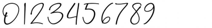 Beatrise Regular Font OTHER CHARS