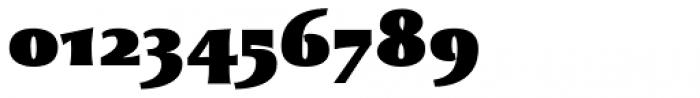 Beatrix Antiqua Extra Black Font OTHER CHARS