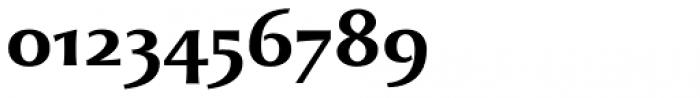 Beatrix Antiqua Semi Bold Font OTHER CHARS