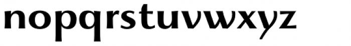 Beatrix Antiqua Semi Bold Font LOWERCASE
