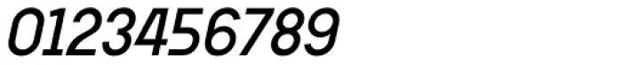Beauchef Medium Italic Font OTHER CHARS