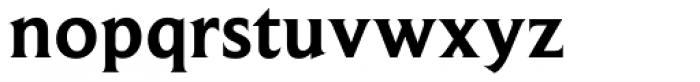 Beaufort Bold Font LOWERCASE