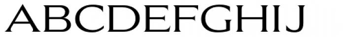 Beaufort Extended Font UPPERCASE