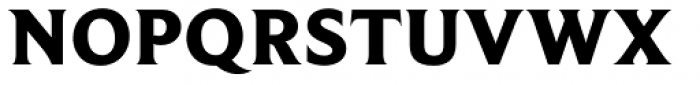 Beaufort Pro Heavy Font UPPERCASE