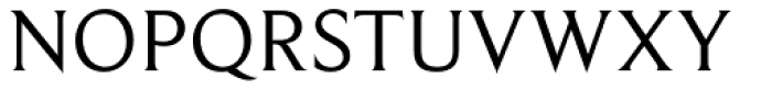 Beaufort Pro Font UPPERCASE