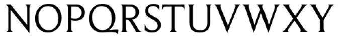 Beaufort Font UPPERCASE