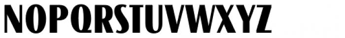Beaumont Black Font UPPERCASE