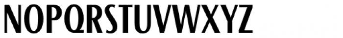 Beaumont Semi Bold Font UPPERCASE