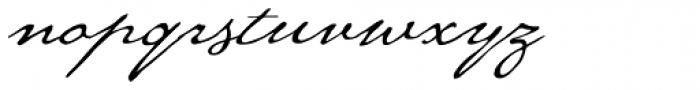 Beaurencourt FY Light Font LOWERCASE