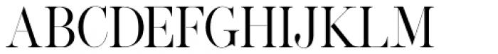 Beauty Club US Light Font UPPERCASE