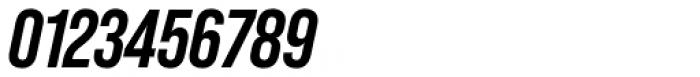 Bebas Neue Pro Bold Italic Font OTHER CHARS