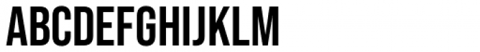 Bebas Neue Pro Bold Font UPPERCASE
