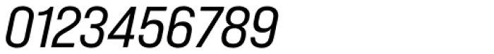 Bebas Neue Pro Expanded Italic Font OTHER CHARS