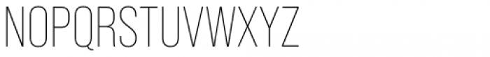 Bebas Neue Pro Light Font UPPERCASE