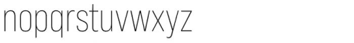 Bebas Neue Pro Light Font LOWERCASE