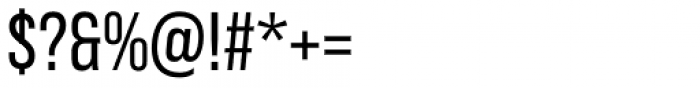 Bebas Neue Pro Regular Font OTHER CHARS