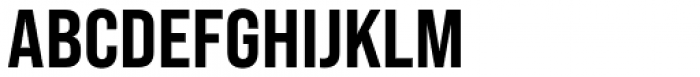 Bebas Neue Pro Semi Expanded Extra Bold Font UPPERCASE