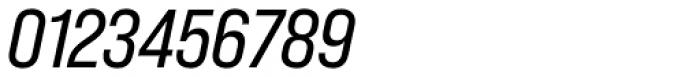Bebas Neue Pro Semi Expanded Italic Font OTHER CHARS