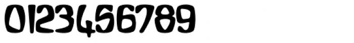 Bebopalula Bold Font OTHER CHARS