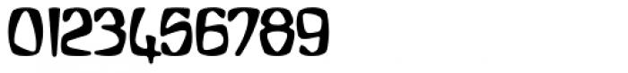 Bebopalula Font OTHER CHARS