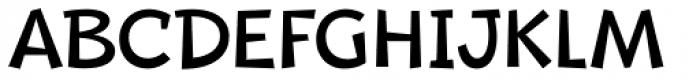 Beebzz Regular Font UPPERCASE