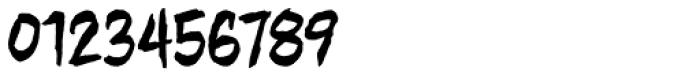 Beelzebrush Alt BB Font OTHER CHARS