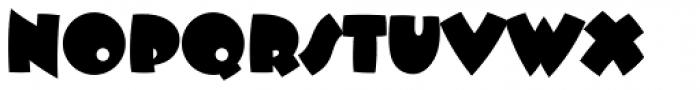Beesknees Std Font UPPERCASE