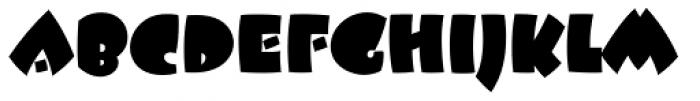 Beesknees Std Font LOWERCASE