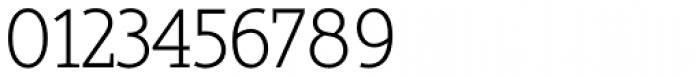 Belco Slab Serif UltraLight Font OTHER CHARS