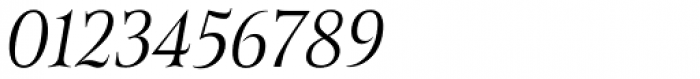 Belda Cond Light Italic Font OTHER CHARS