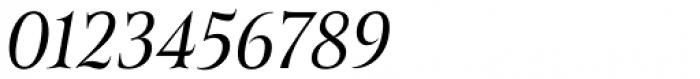 Belda Cond Regular Italic Font OTHER CHARS