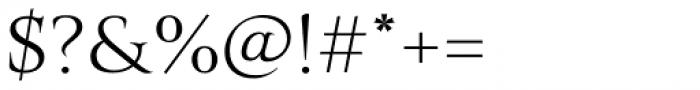 Belda Ext Light Font OTHER CHARS