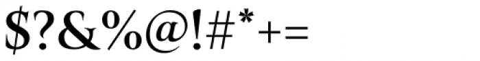 Belda Norm Medium Font OTHER CHARS