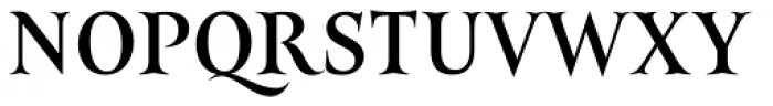 Belda Norm Medium Font UPPERCASE