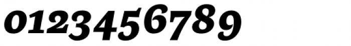 Beletria Heavy Italic Font OTHER CHARS