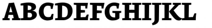 Beletria Heavy Font UPPERCASE