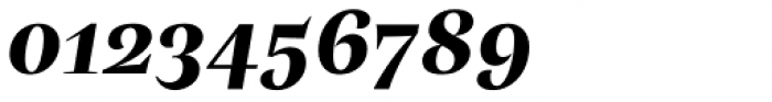 Beletria Large Bold Italic Font OTHER CHARS